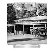 Heritage Town Of Echuca - Victoria Australia Shower Curtain