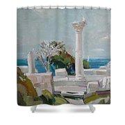 Hersoness Shower Curtain