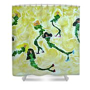 Hey Sole Sister Shower Curtain