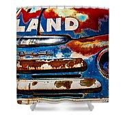 Hi-land Shower Curtain