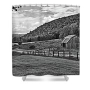 Hickory Hills 0425 Shower Curtain