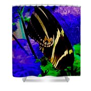 Winged Dream Shower Curtain