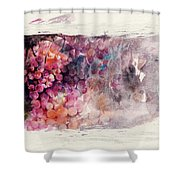 Hidden Beauty Shower Curtain