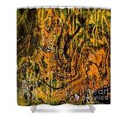 Hidden Tiger Shower Curtain