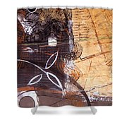 Hidden Treasures Shower Curtain