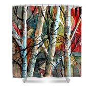 Hide And Go Seek Shower Curtain