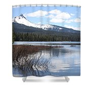 Hide Out Shower Curtain