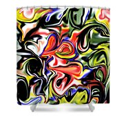 Hieary Shower Curtain