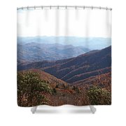 High Again Shower Curtain
