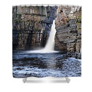 High Force Shower Curtain