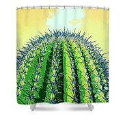 High Noon Shower Curtain