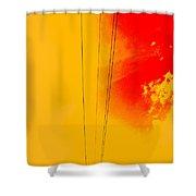 High Powered Shower Curtain