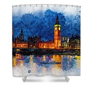 High Recognition Shower Curtain