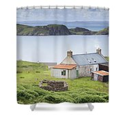 Highland Cottage Shower Curtain