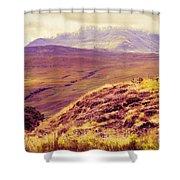 Highland Landscape Shower Curtain