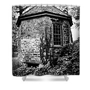 Highland Mansion - The Spring House Shower Curtain