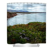 Highlands Of Cape Breton Shower Curtain
