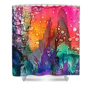 Highlight Shower Curtain