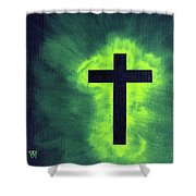 Highly Exalted Shower Curtain
