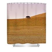 Highway 25 Shower Curtain