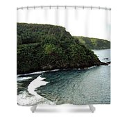 Highway To Hana Shower Curtain