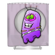 Hilaria Shower Curtain