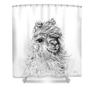 Hilary Shower Curtain
