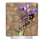 Hill Country Flower Shower Curtain