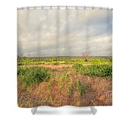 Hill Country Memories Shower Curtain