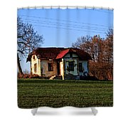 Hill House Shower Curtain