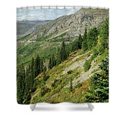 Hill Of Glory Shower Curtain