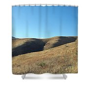 Hills Of Colorado Shower Curtain