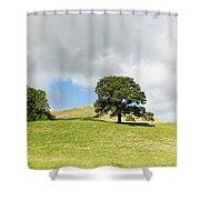 Hills Of Sedbergh Cumbria Shower Curtain