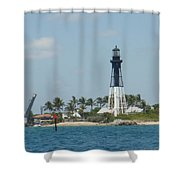 Hillsborough Light Shower Curtain