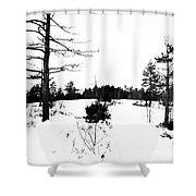Hilltop Shower Curtain