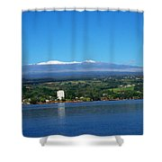 Hilo Bay Shower Curtain