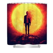 Hiluna Shower Curtain