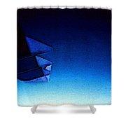 Himmelsobjekt 17022 Shower Curtain