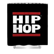 Hiphop Shower Curtain