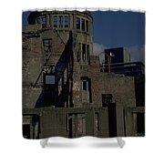 Hiroshima Peace Memorial Shower Curtain