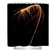 Hissss Shower Curtain