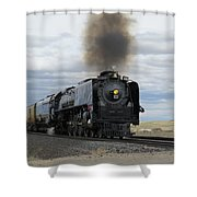 Historic 844 Shower Curtain