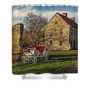 Historic Bethlehem Pennsylvania Shower Curtain