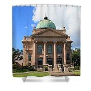 Historic Church Shower Curtain