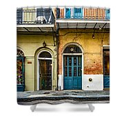 Historic Entrances Shower Curtain