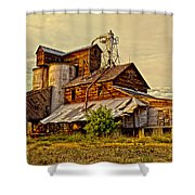 Historic Fairview Mill Shower Curtain