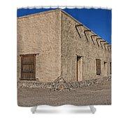 Historic Fort Leaton- Texas Shower Curtain