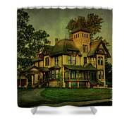 Historic Home Shower Curtain