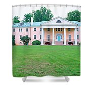 Historic Home Of James Madison Shower Curtain