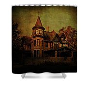 Historic House Shower Curtain
